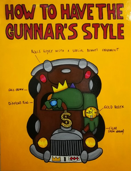 How to have the Gunnar's style