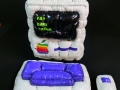 Macintosh  contaminated by a fat virus.