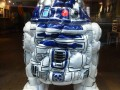 R2D2 contaminated by a fat virus